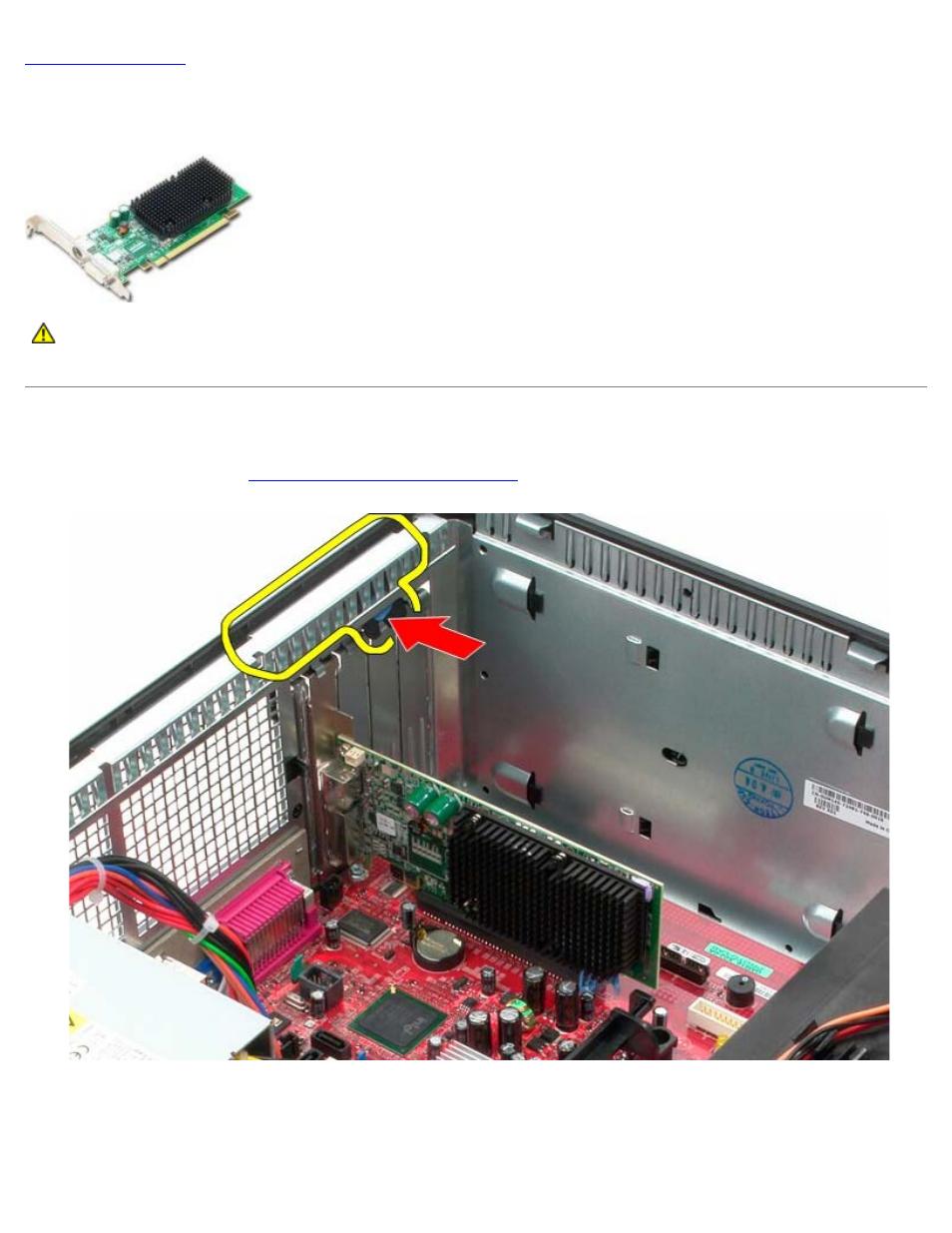 Dell Optiplex Video Card