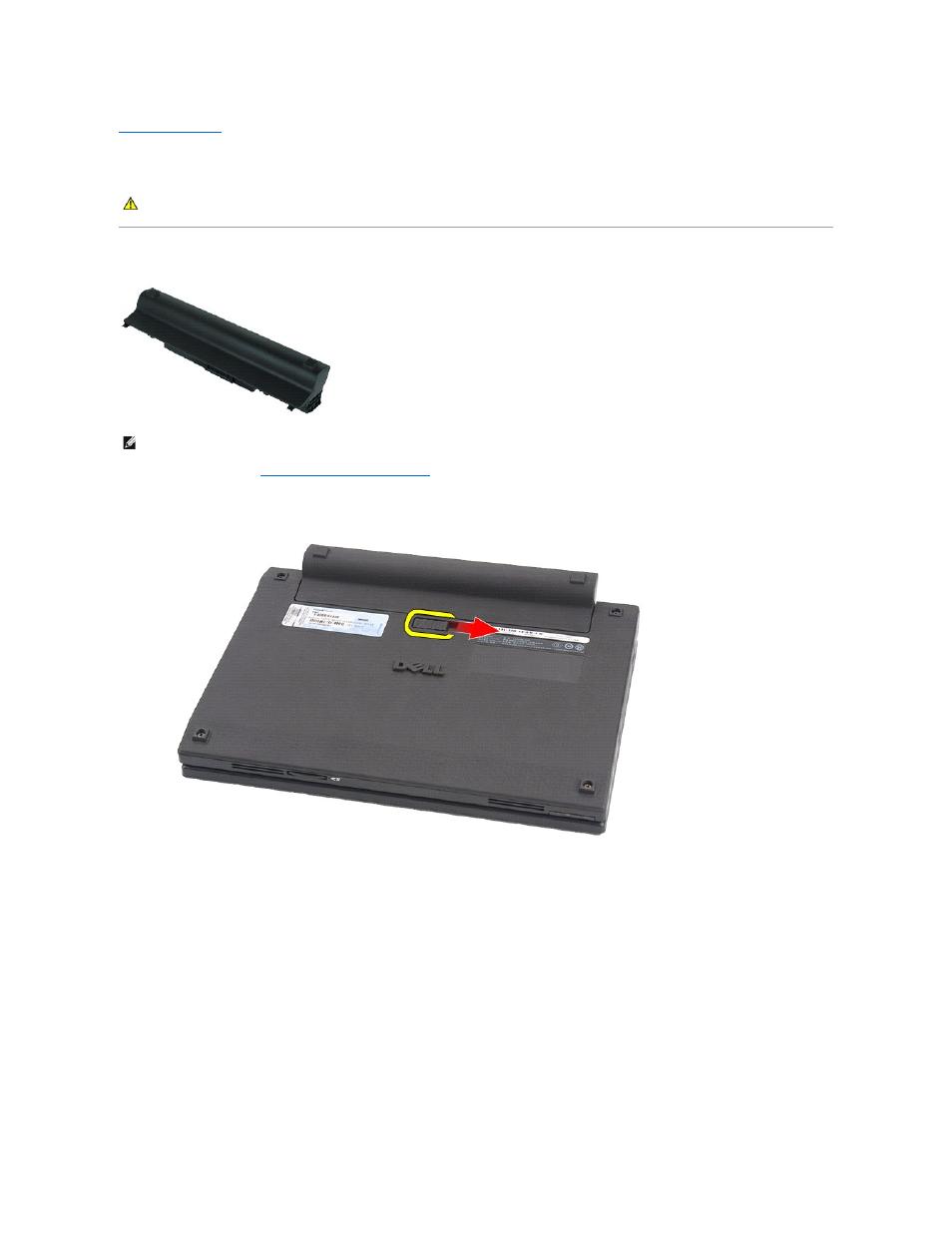 battery removing the battery dell latitude 2120 late 2010 user rh manualsdir com dell 2120 service manual Dell Latitude 2120 Manual