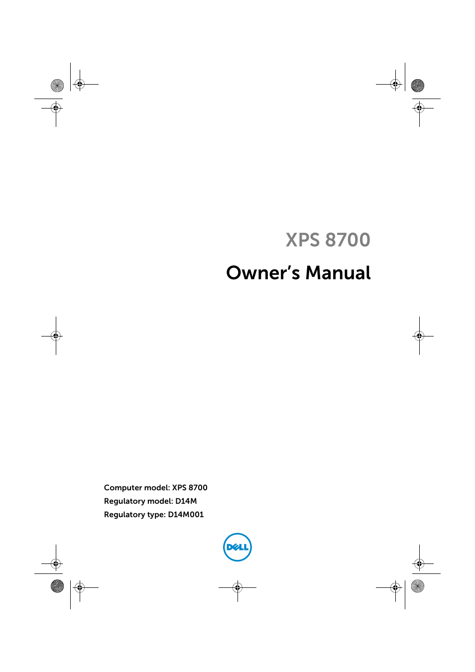 latest bios for dell xps 8700