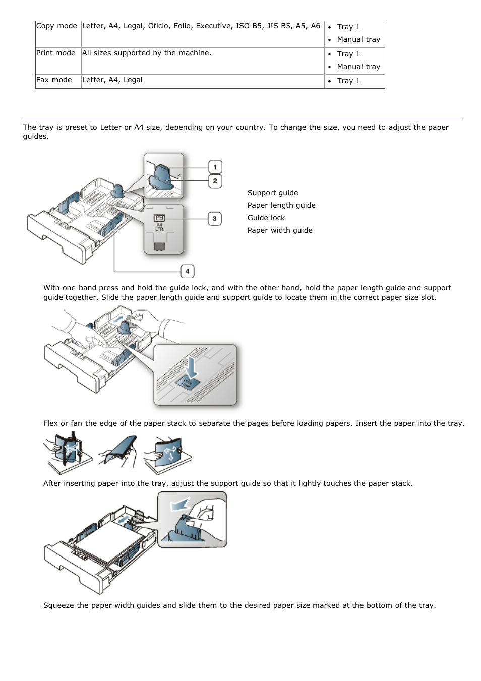Customer service executive user manuals array changing the tray size dell 1135n multifunction mono laser printer rh manualsdir com fandeluxe Image collections