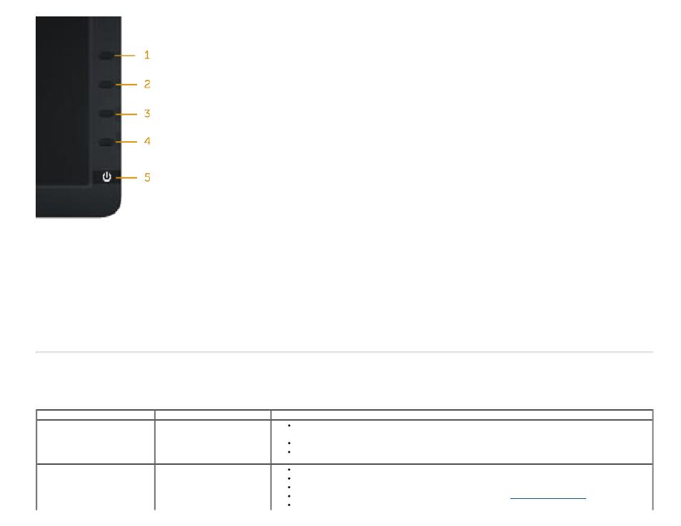 Common problems | Dell E2213 Monitor User Manual | Page 50 / 55
