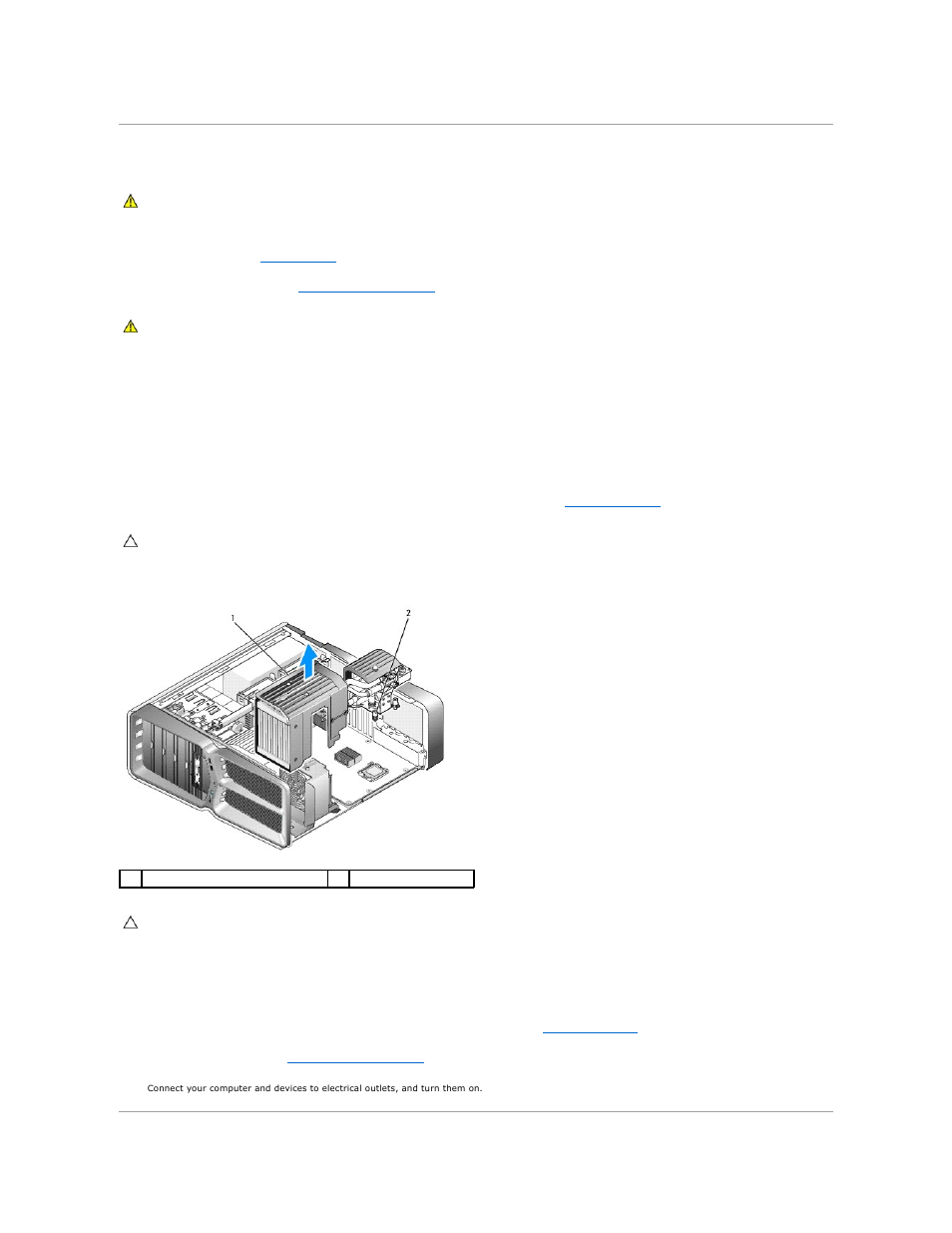 Dell Xps 730 Wiring Diagram Trusted Heat Sink Replacing The Liquid Cooling Assembly H2c Motherboard Replacement
