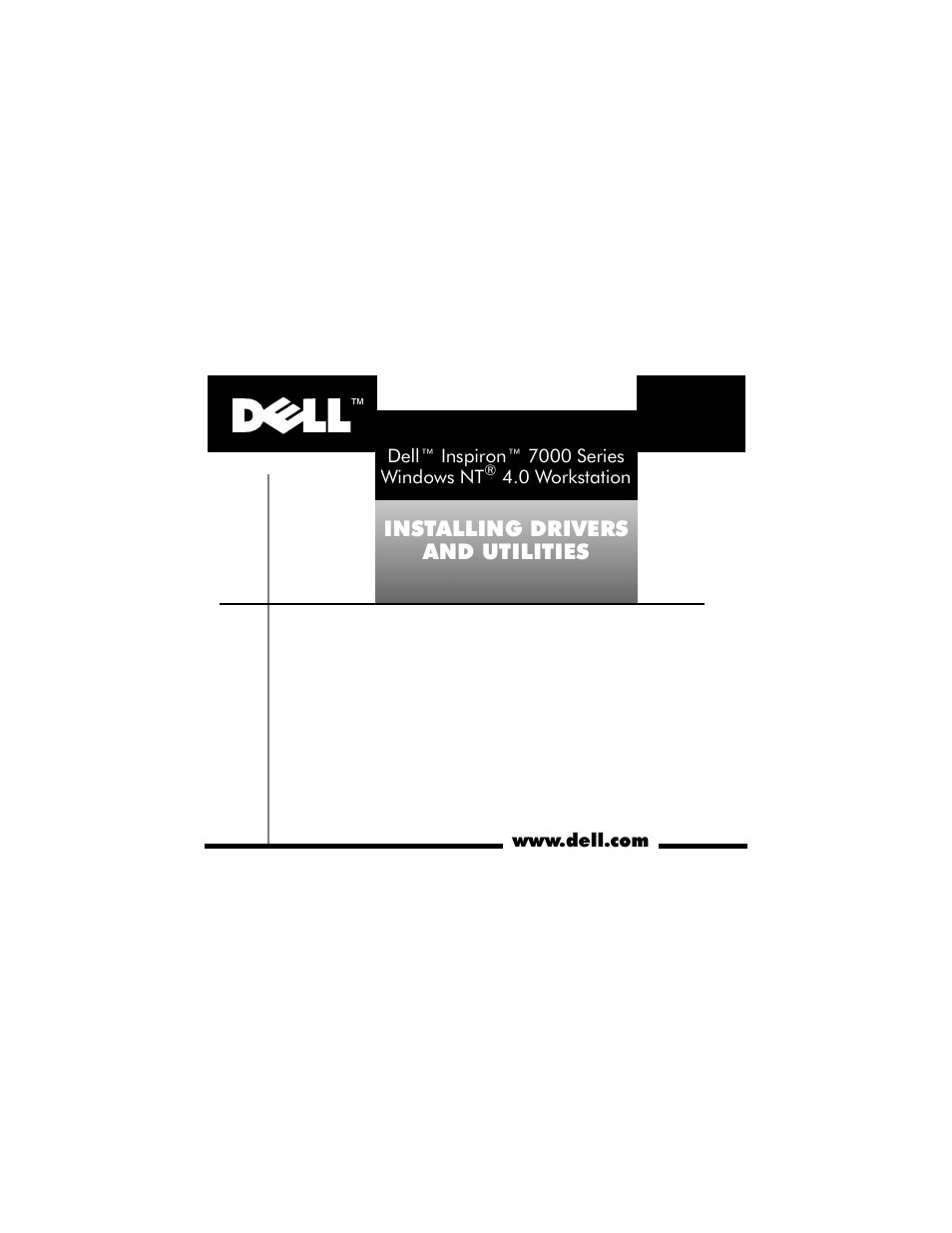 Dell inspiron 7500 removing replacing service manual download.