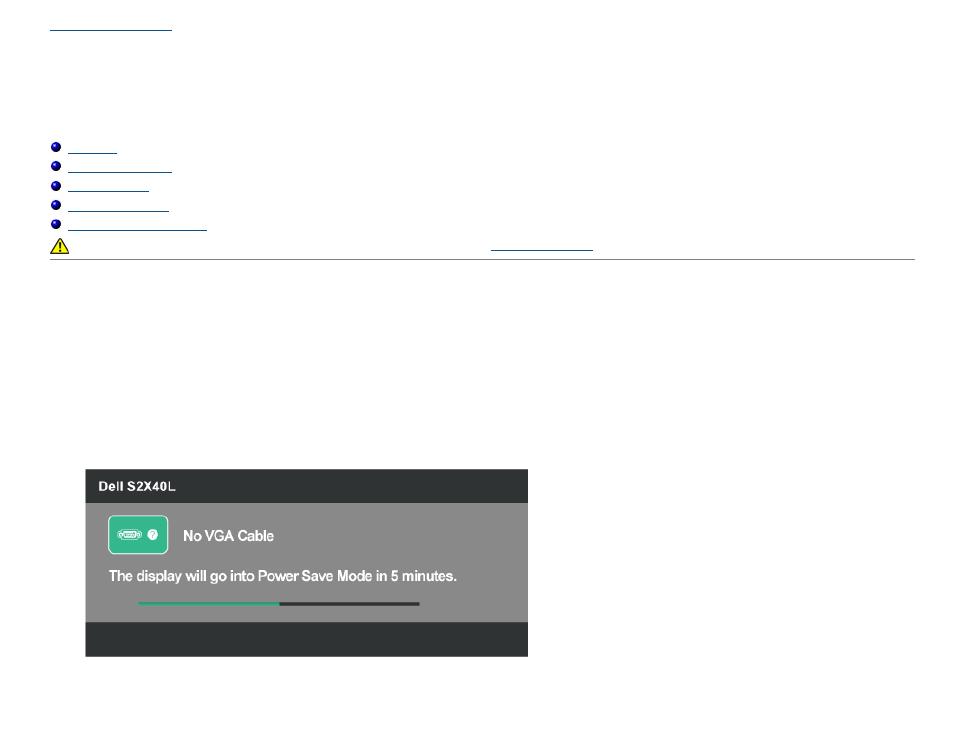 solve dell s2240l s2340l monitor user s guide troubleshooting rh manualsdir com Dell 24 Monitor Dell Monitor Back