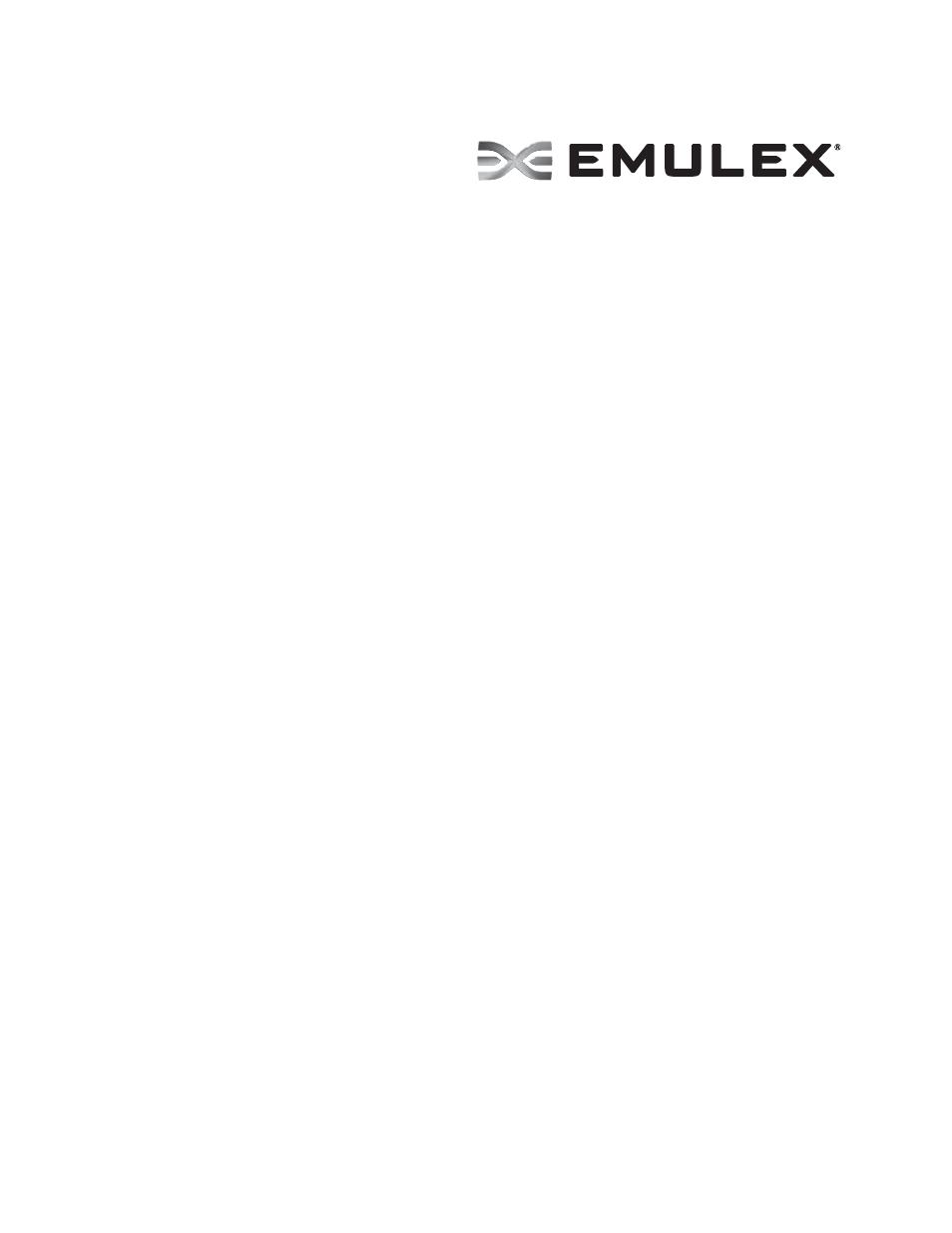 emulex drivers for vmware esxi user manual