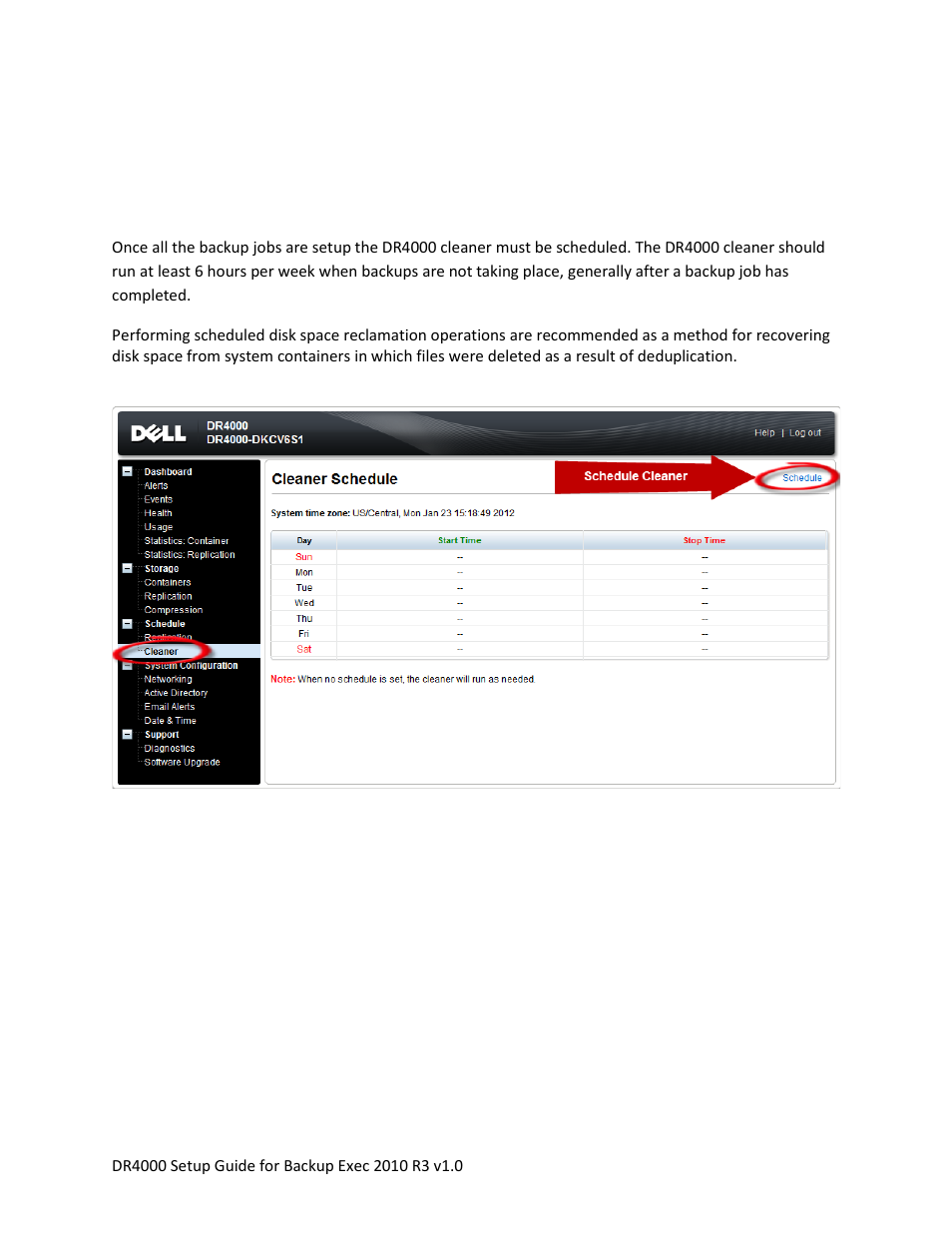 setup dr4000 cleaner dell dr4000 user manual page 39 40 rh manualsdir com Clip Art User Guide Online User Guide
