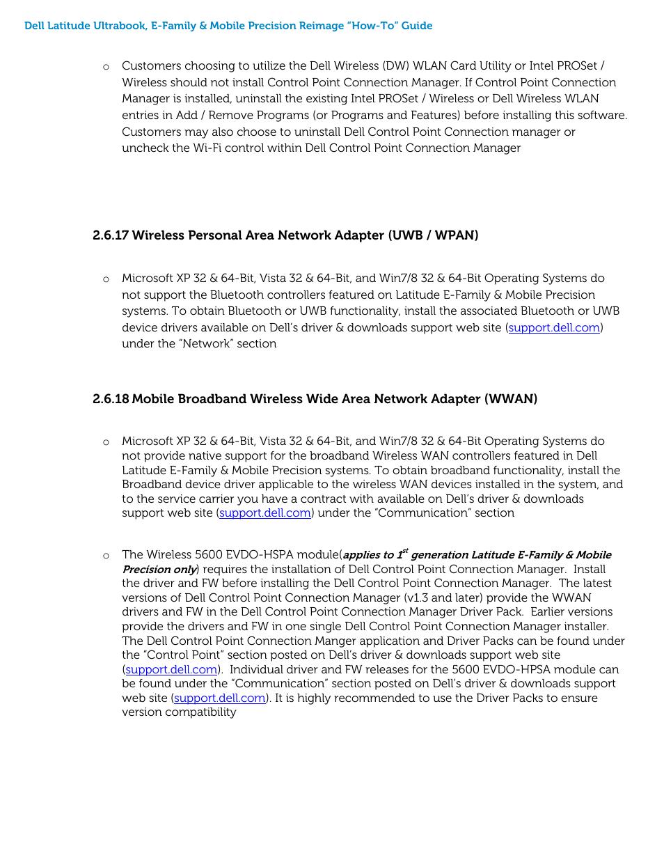 Dell Latitude E6230 (Mid 2012) User Manual | Page 25 / 46