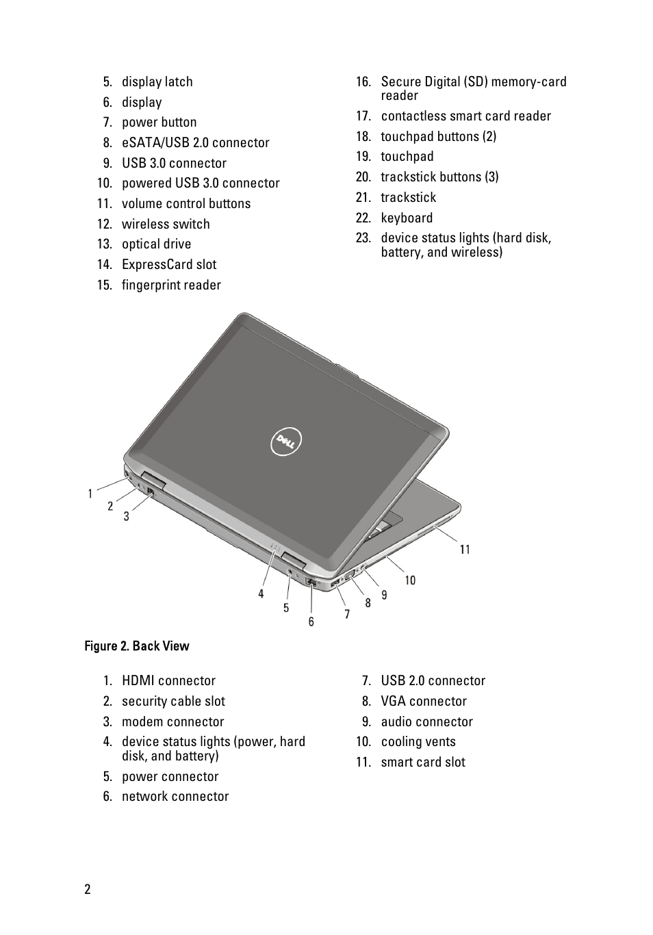 dell latitude e6530 mid 2012 user manual page 2 11 rh manualsdir com dell latitude e6520 manual pdf dell latitude e6520 manual pdf