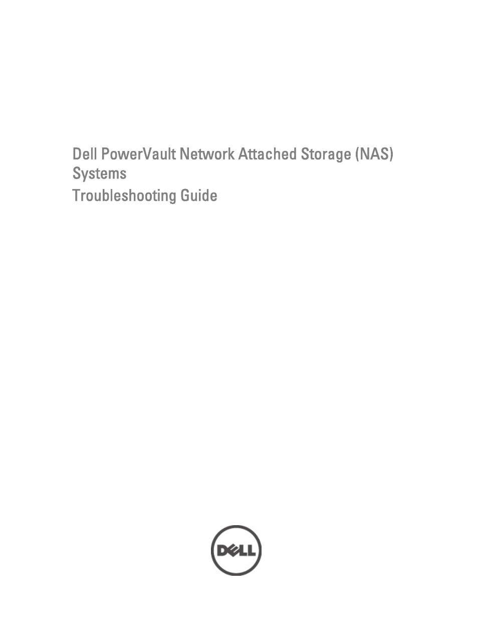 dell powervault nx3100 user manual 15 pages rh manualsdir com Dell PowerVault Storage Dell PowerVault NX3100 Service Manual