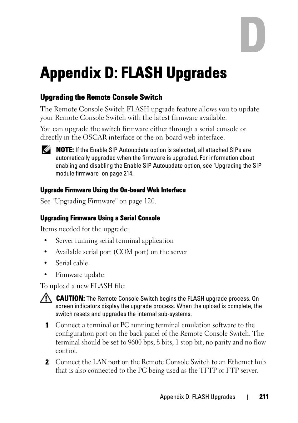 apendix d