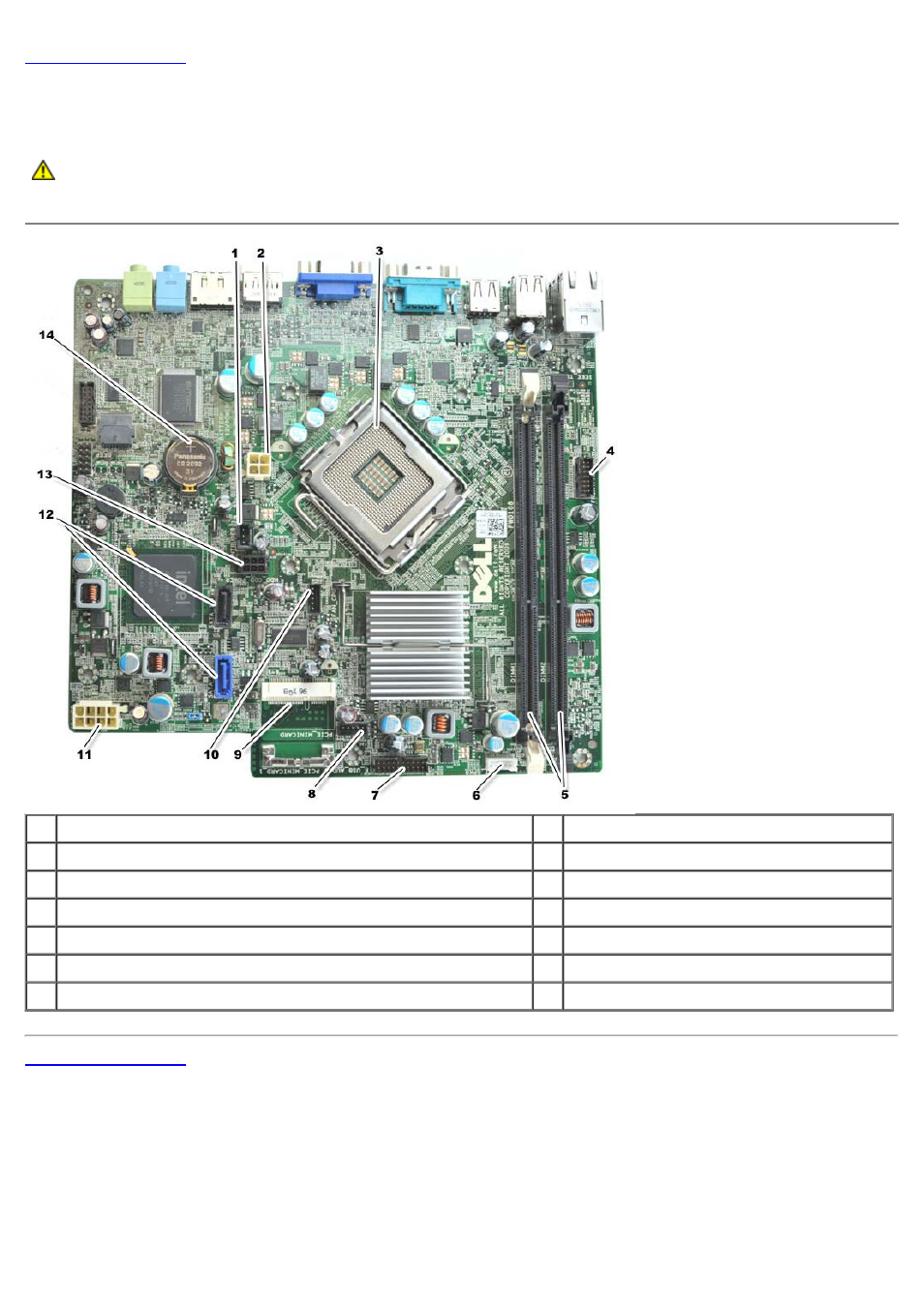 System board layout | Dell OptiPlex 780 User Manual | Page 8 ... on inside computer mouse, inside computer motherboard, inside computer rom, inside computer schematic, inside computer working, inside computer stuff, inside computer poster, inside computer tower cables, inside computer sound card drivers, inside computer tower power supply, inside computer display, inside computer parts,