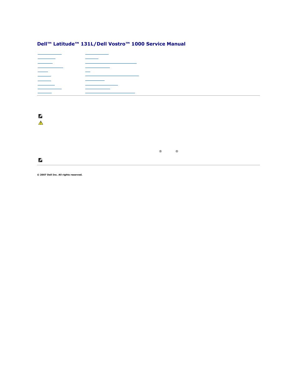 dell vostro 1000 manual daily instruction manual guides u2022 rh testingwordpress co dell vostro 1520 user manual dell vostro 1520 operating manual
