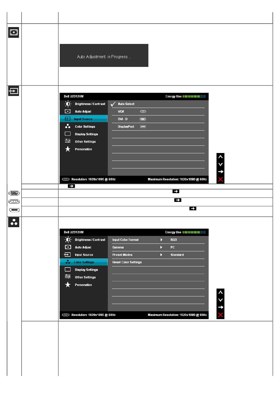 Download free pdf for dell u2312hm monitor manual.