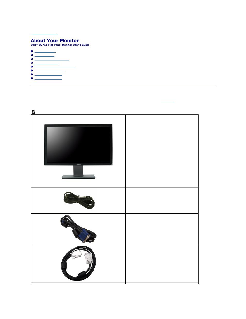 dell ultrasharp u2711 manual open source user manual u2022 rh dramatic varieties com Dell Widescreen Monitor Dell U2711 Firmware
