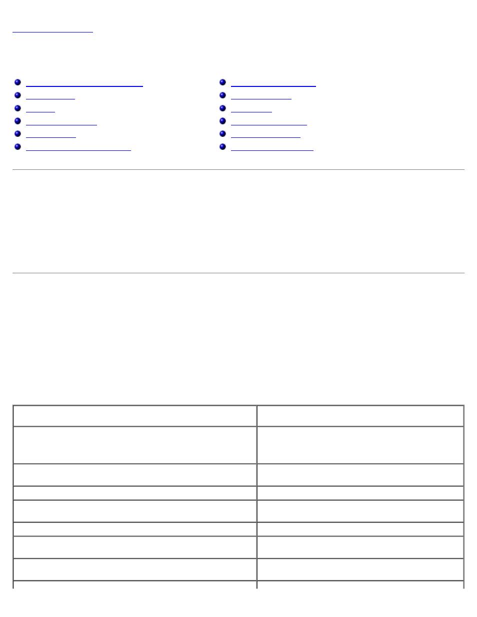 Advanced features, Legacyselec...