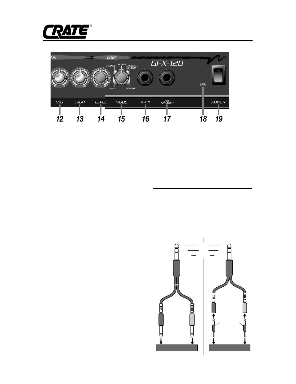 crate amplifiers gfx 120 212 user manual page 3 20 original mode rh manualsdir com create user manual in word create user manual pdf