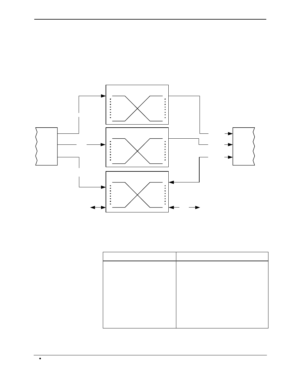 Internal Block Diagram Specifications 8x8 Digitalmedia Switcher Enet Wire Crestron Dm Md8x8 Electronic User Manual Page 10 112