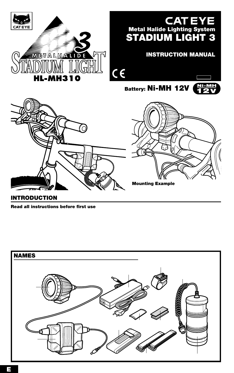 cateye hl mh310 user manual 4 pages also for hl mh310 Cat Eye Com Cat Eyes Tattoo