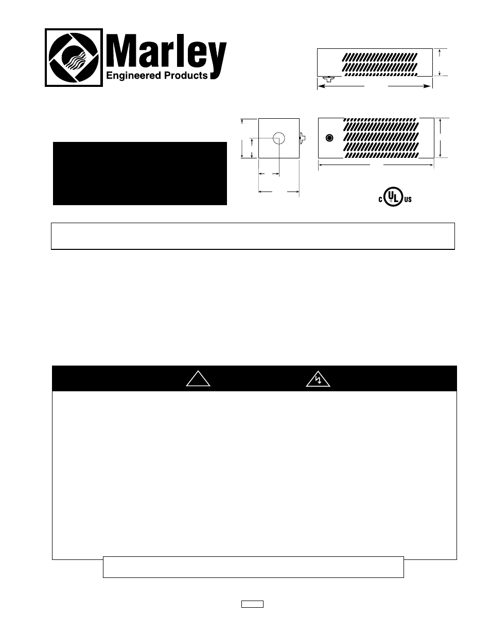 qmark heater wiring diagram qmark image wiring diagram qmark wht500 utility well house heaters user manual 2 pages on qmark heater wiring diagram
