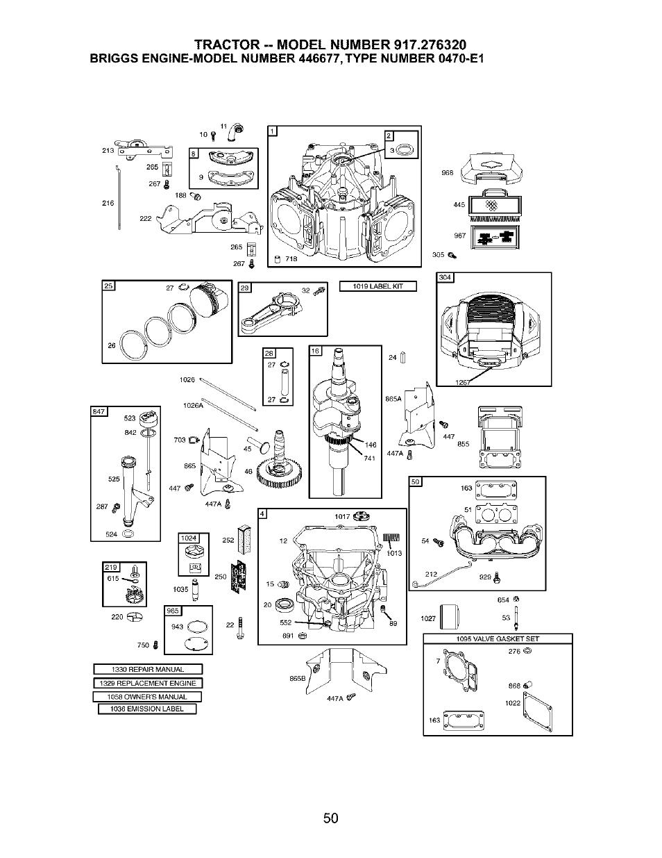 Craftsman 917 276320 User Manual