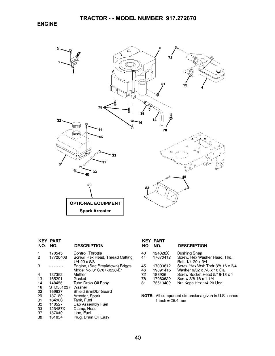 Manual for 31c707 array craftsman 917 272670 user manual page 40 56 rh manualsdir fandeluxe Gallery