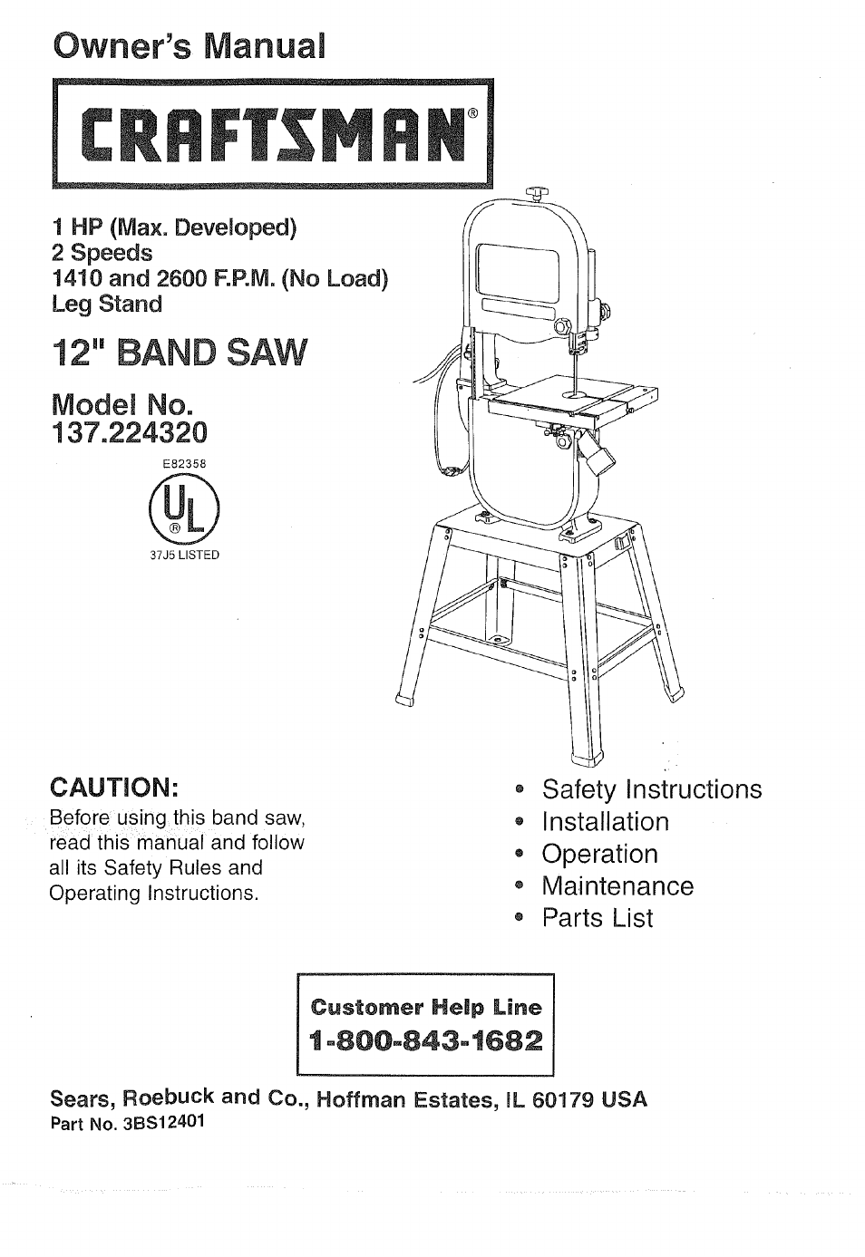 craftsman 137 224320 user manual 25 pages rh manualsdir com craftsman circular saw user manual craftsman table saw user manual
