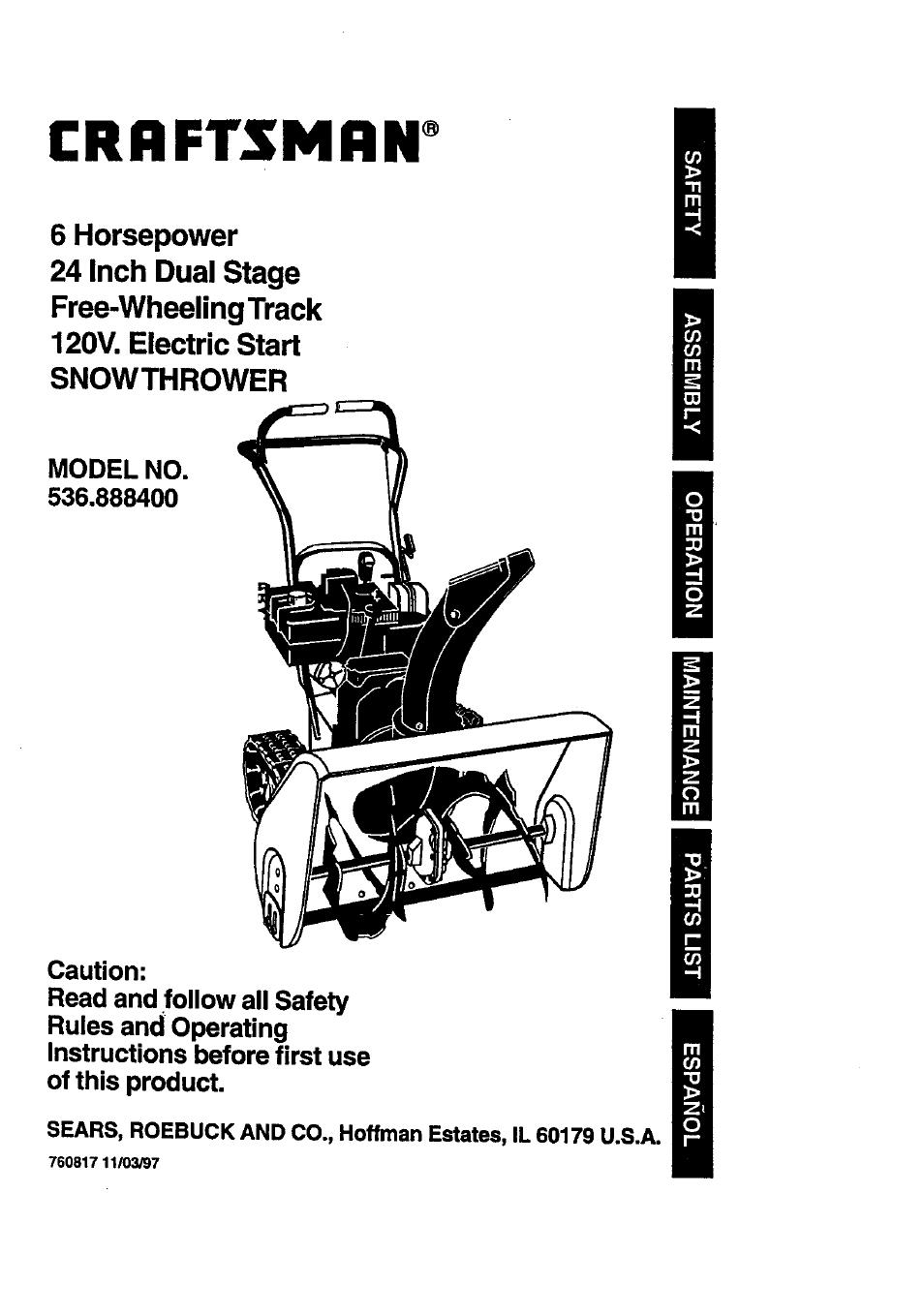 3 1 engine diagram free download craftsman 536 888400 user manual 42 pages  craftsman 536 888400 user manual 42 pages