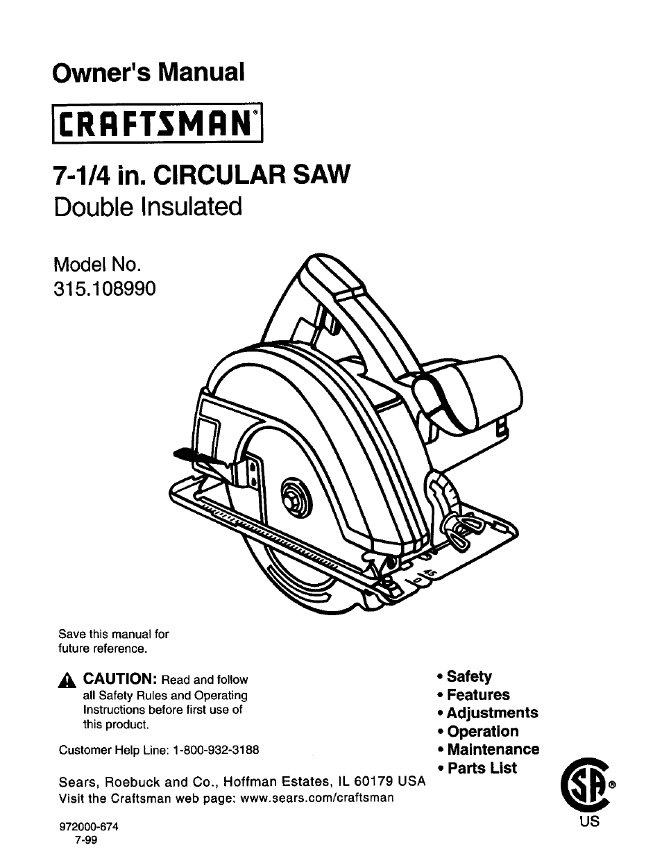 craftsman 315 108990 user manual 20 pages rh manualsdir com craftsman mitre saw user manual craftsman circular saw user manual