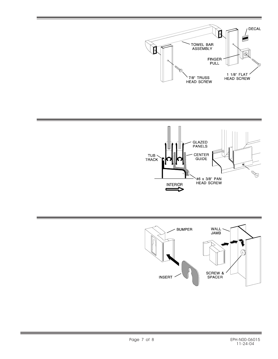 Alumax 650 User Manual | Page 7 / 8 | Also for: 640