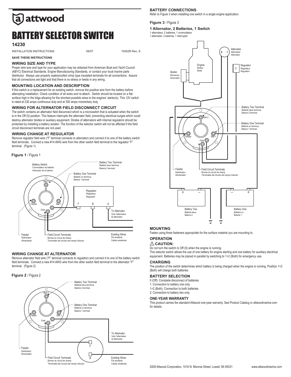 boat battery disconnect switch wiring diagram