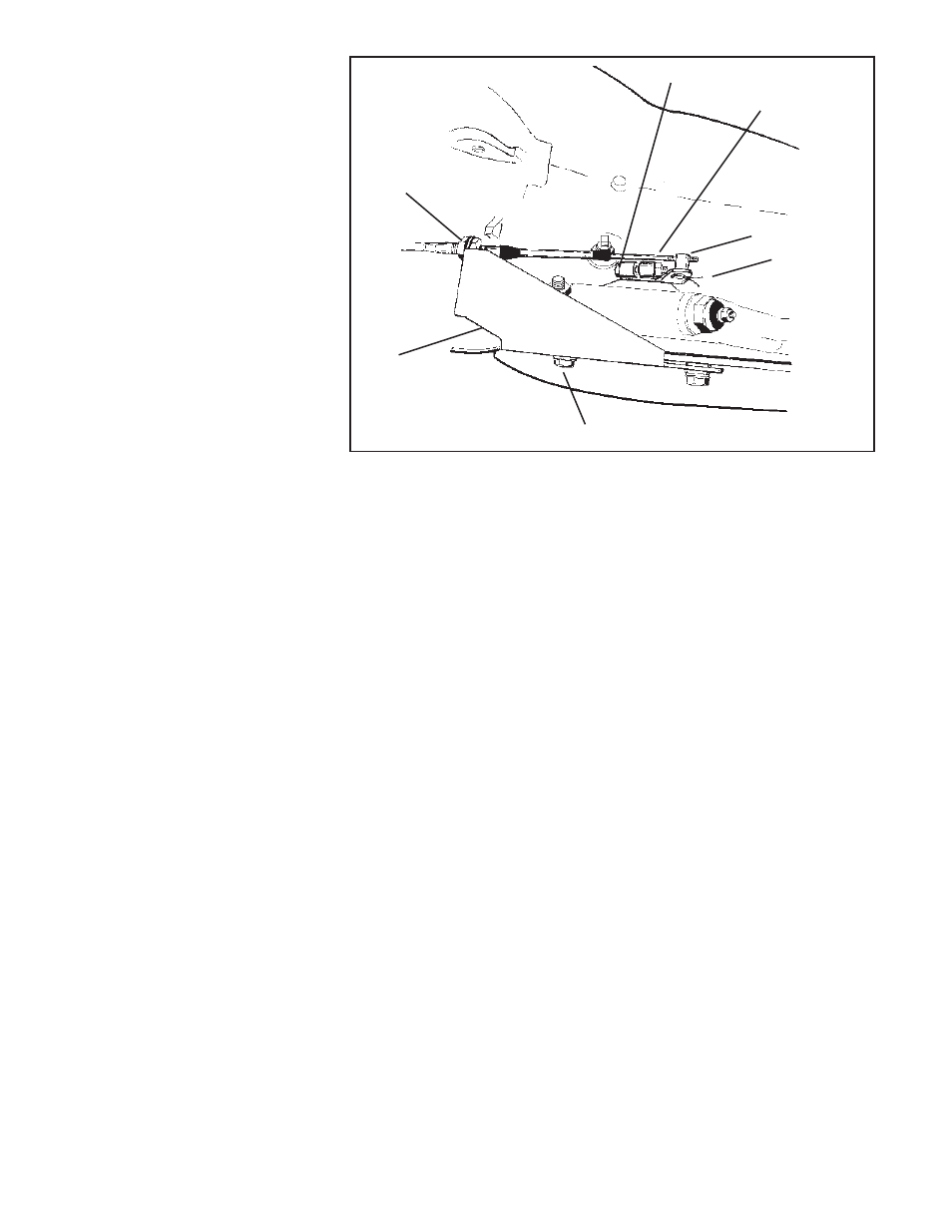B&M 80683 QUICKSILVER SHIFTER User Manual | Page 5 / 8 on b&m automatic shifters, b&m shifter dimensions, b&m shifter cover, 700r4 shift linkage diagram, b&m quicksilver shifter, hurst shifter wiring diagram, b&m shifter parts, nissan manual transmission diagram, b&m shifter installation,