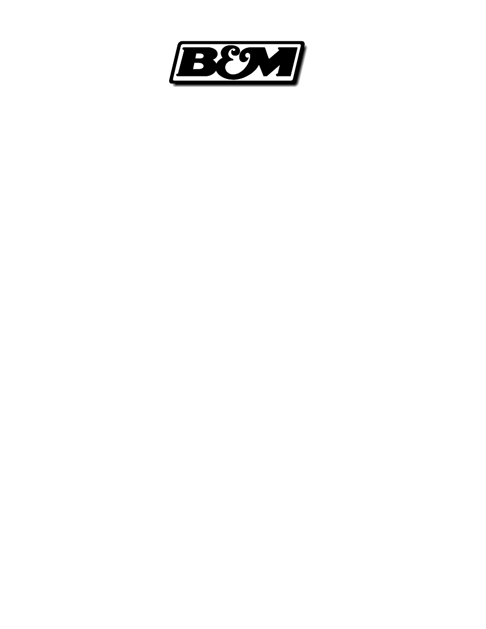 Bm 80841 Pro Ratchet Shifter User Manual 8 Pages Also For