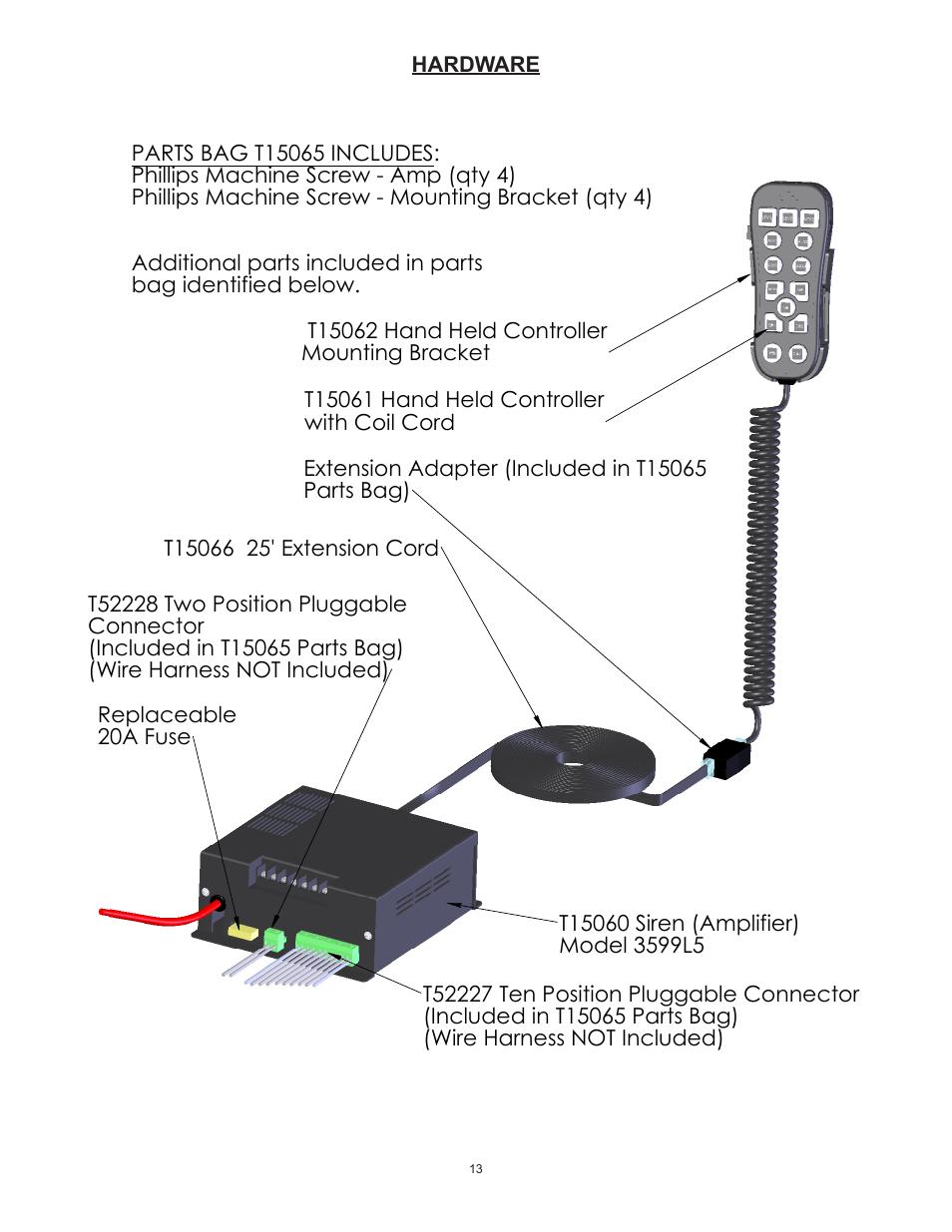Code 3 Siren Control Box Wiring Diagram - Wiring Diagram Federal Signal Pa Wiring Diagram on