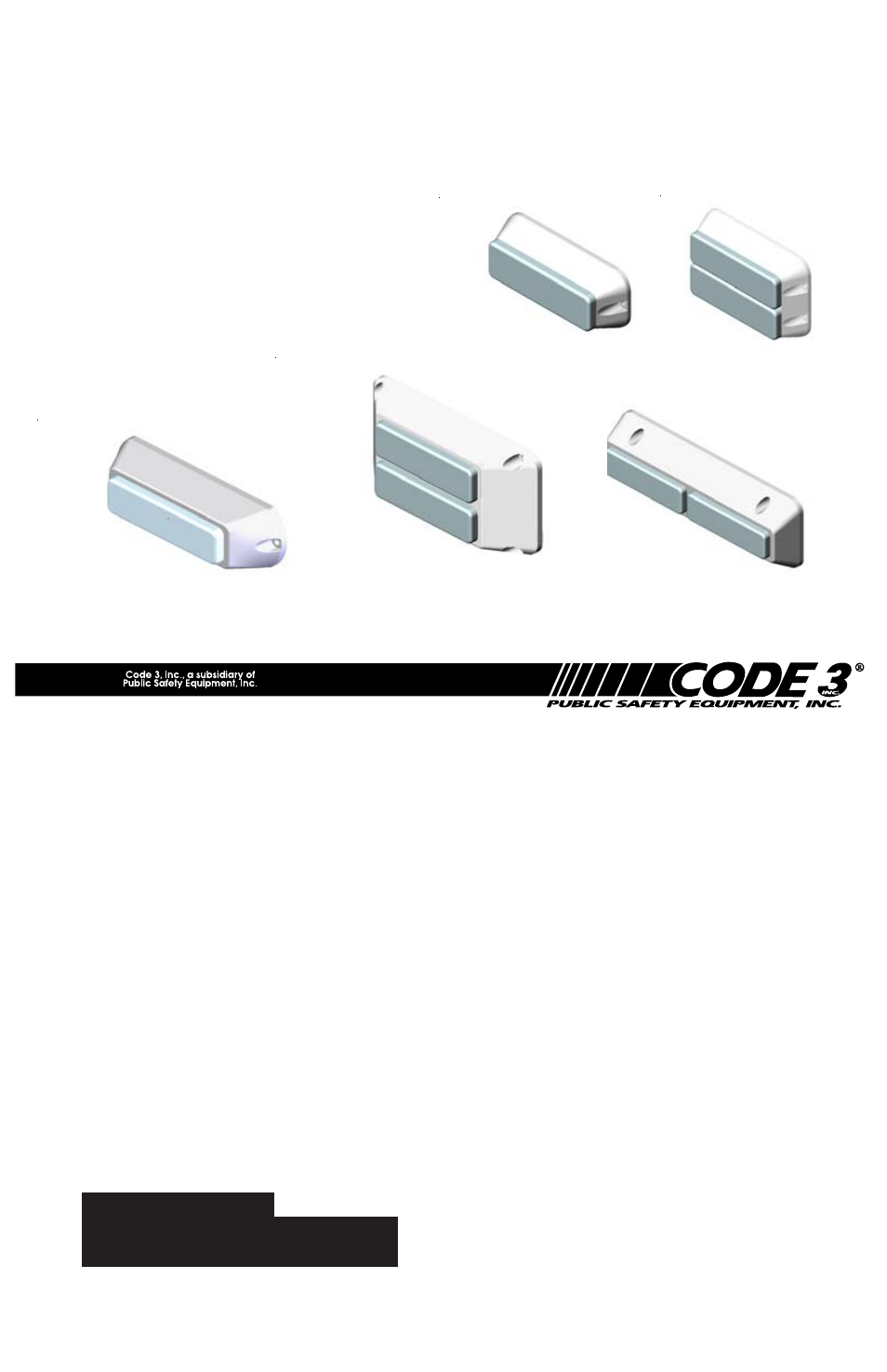 Code 3 Led X Exterior Lights User Manual 12 Pages Module Wiring Diagram