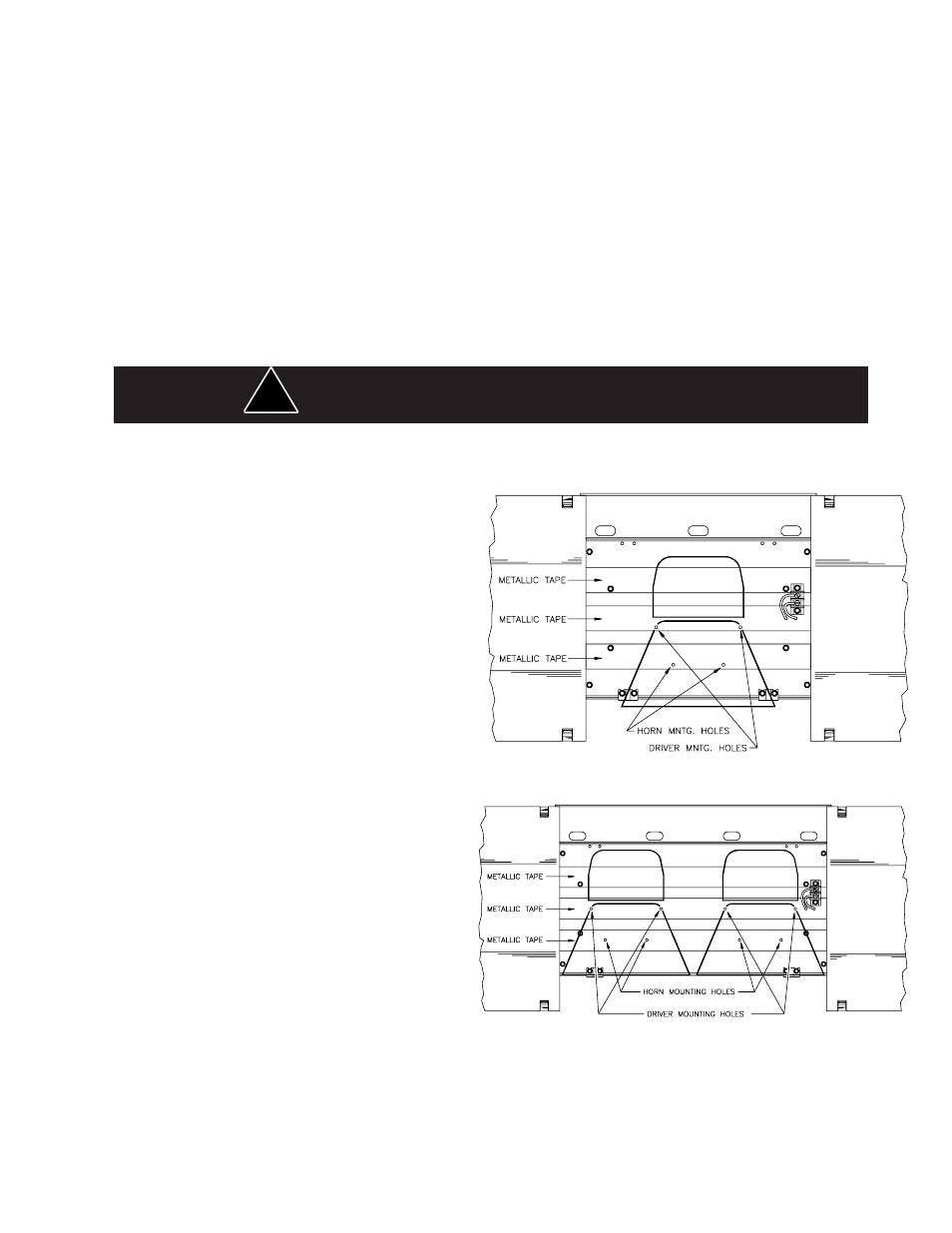 Unpacking Pre Installation Mounting Siren Mx7000 Light Bar Wiring Diagram Speakers Code 3 Mx 7000 User Manual Page 32