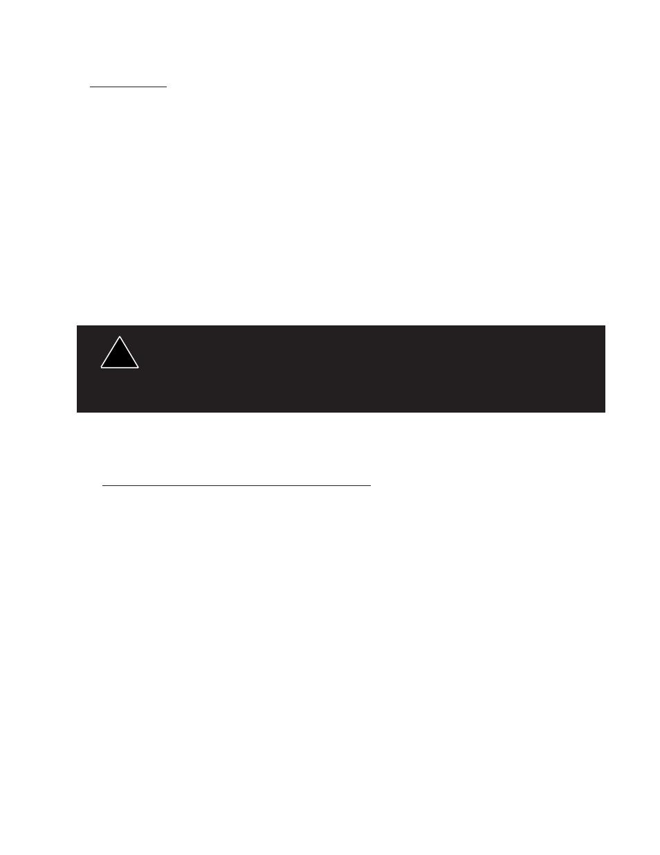 warning code 3 mx 7000 user manual page 9 32. Black Bedroom Furniture Sets. Home Design Ideas
