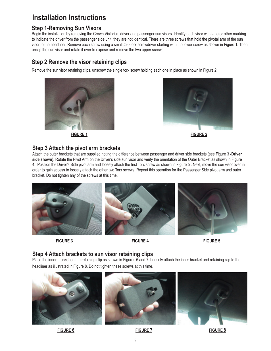 Installation instructions c42609824d9