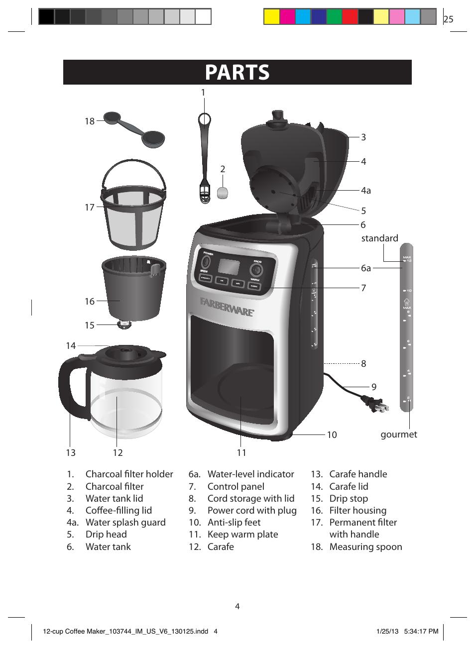 Farberware Coffee Pot Wiring Diagrams Trusted Diagram Maker Manual Superfast