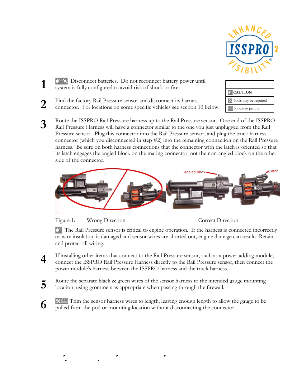 ISSPRO R11289 User Manual | 2 pages | Also for: R11288 ... on