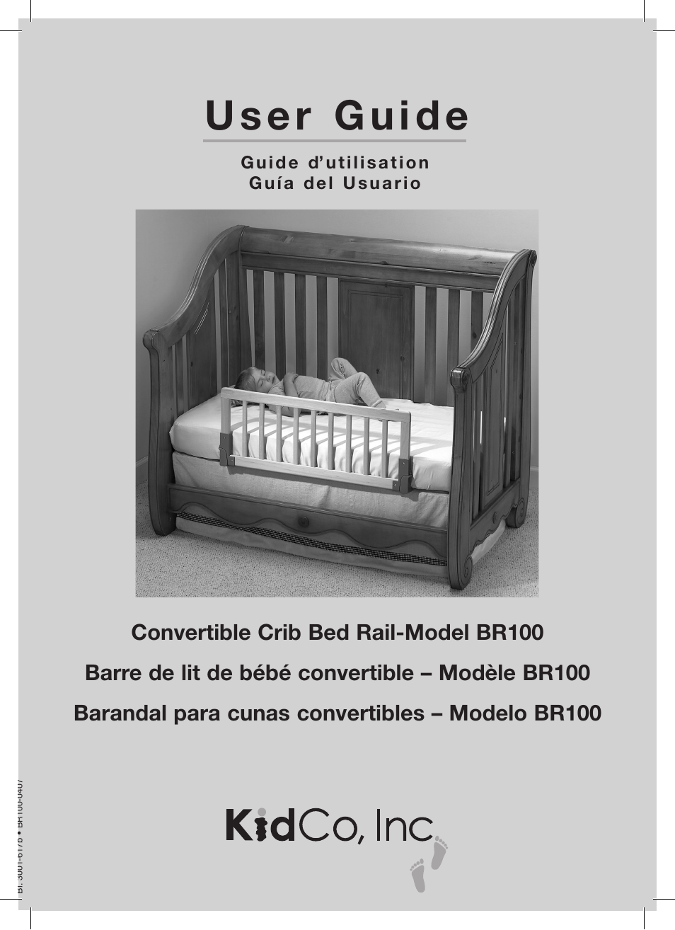 Kidco Br303 Children S Mesh Bed Rail White 2 Pack