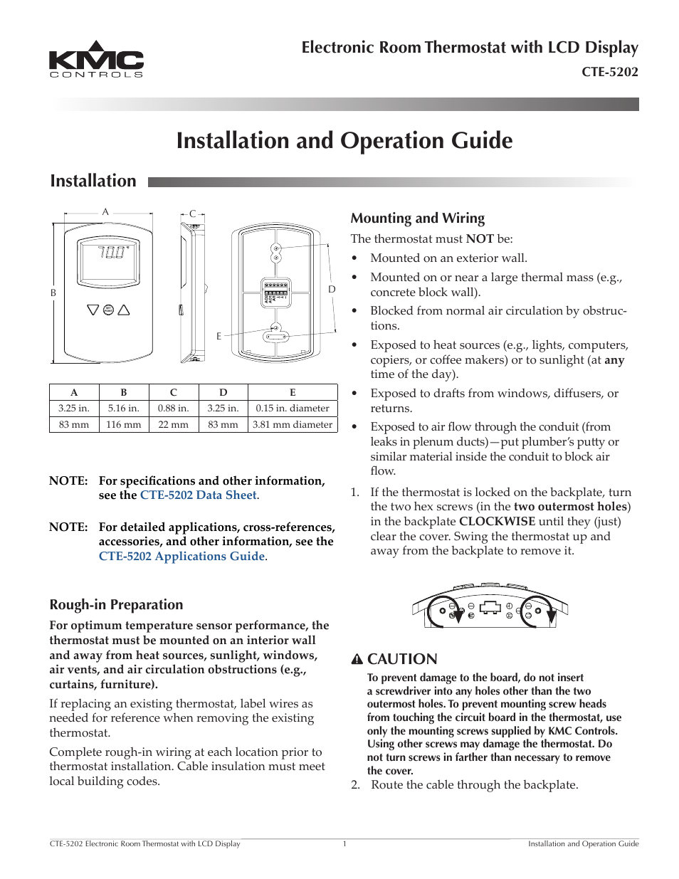 Volume Controls In Manual Guide
