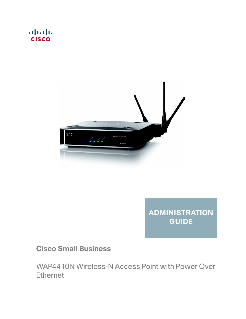 cisco wireless access point wap4410n user manual 62 pages rh manualsdir com cisco wap4410n manuale italiano cisco wap4410n manual download