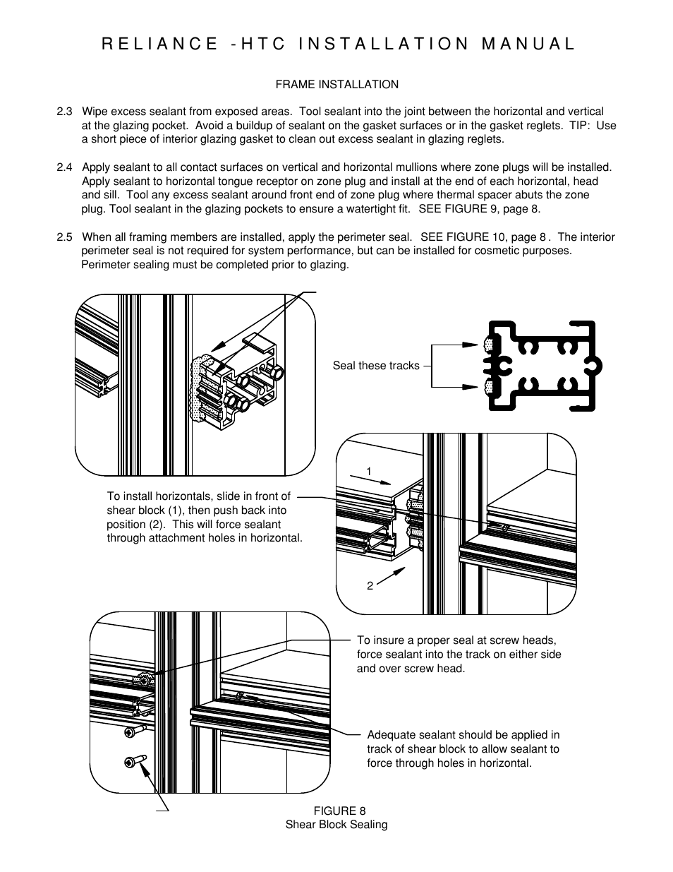 P12-shearblk-sealing | Oldcastle BuildingEnvelope Reliance