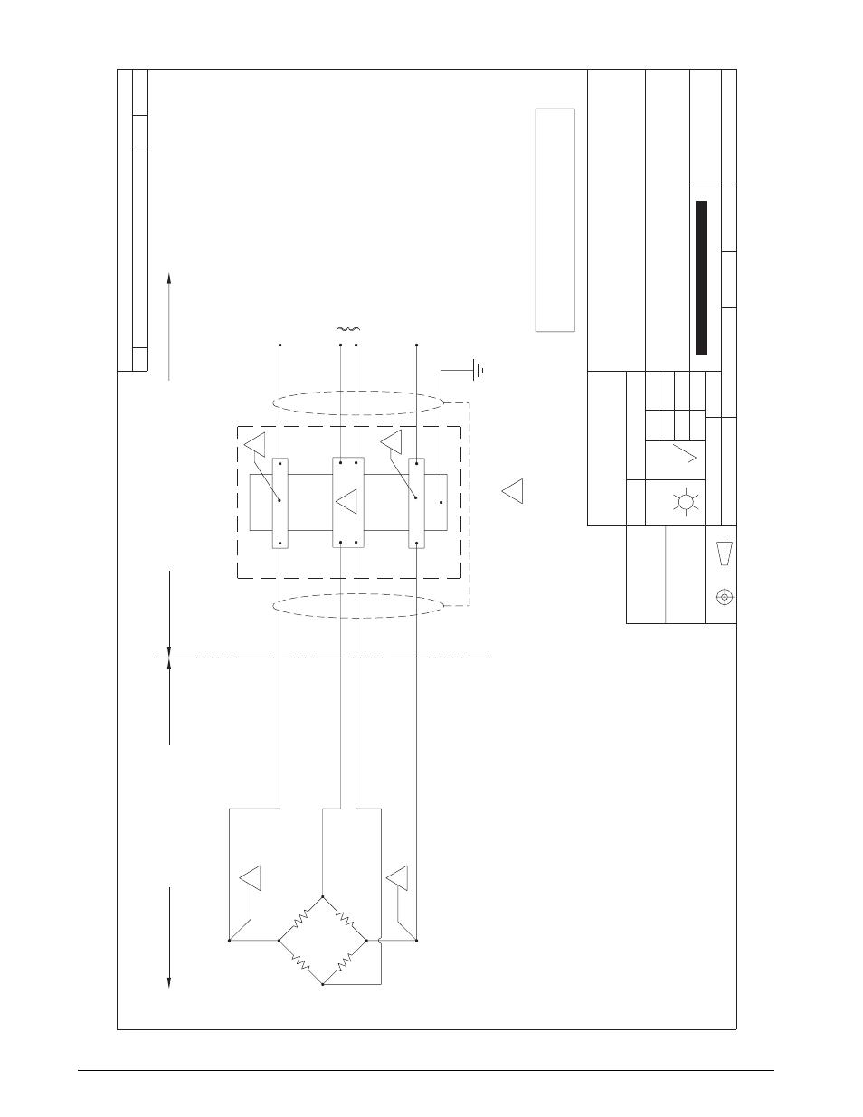 wiring diagram, load cells in hazardous areas, 8 load cell wiring for  hazardous environments