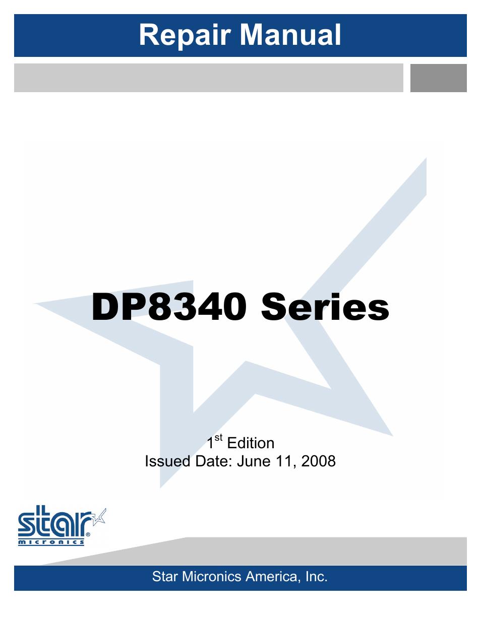 rice lake star dp8340 dot matrix service manual user manual 21 pages rh manualsdir com matrix 1000 service manual matrix 6 service manual