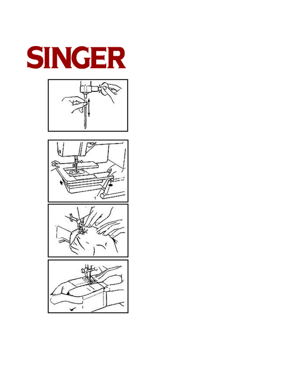 singer sewing machine 621b user manual