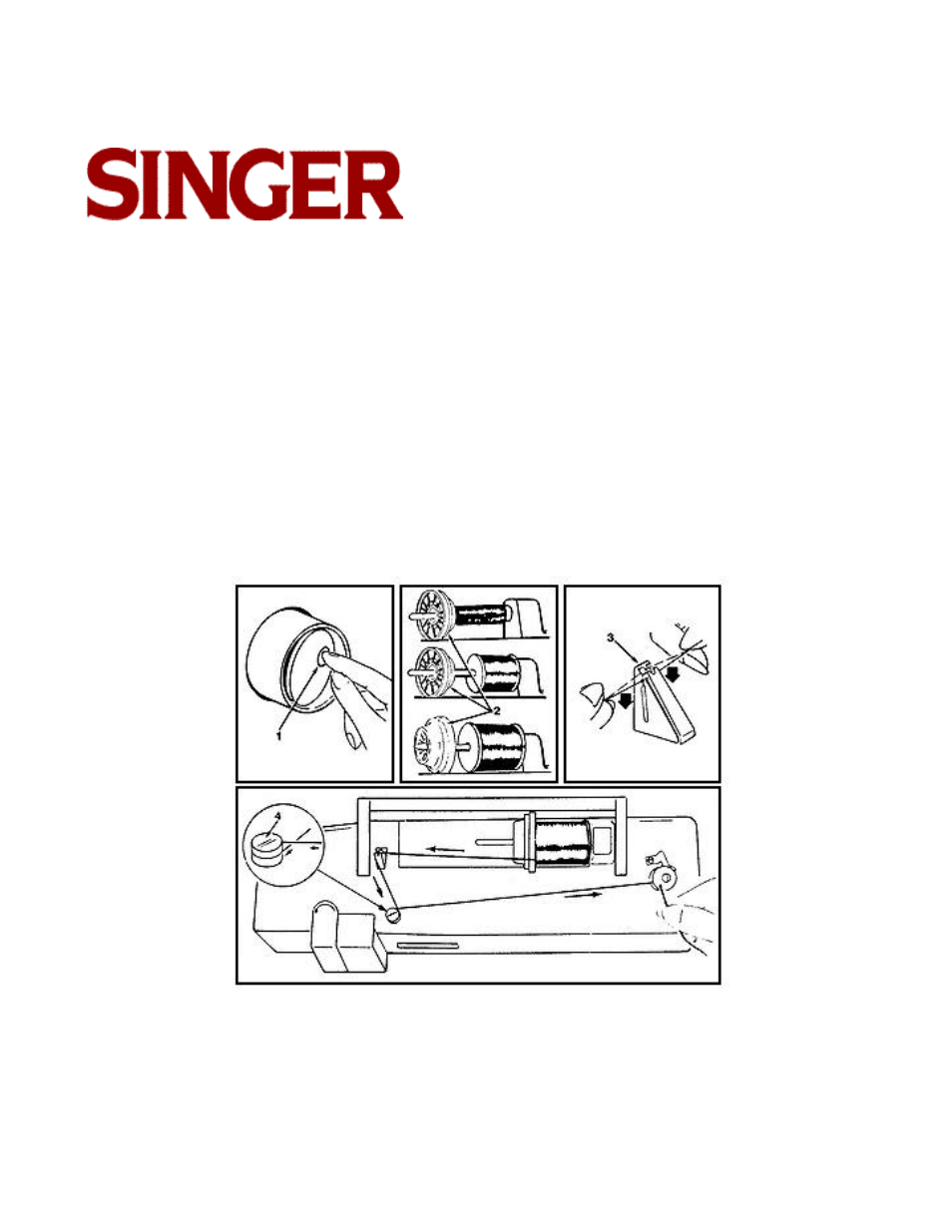 Singer 18434 User Manual Page 13 44 Also For 9027