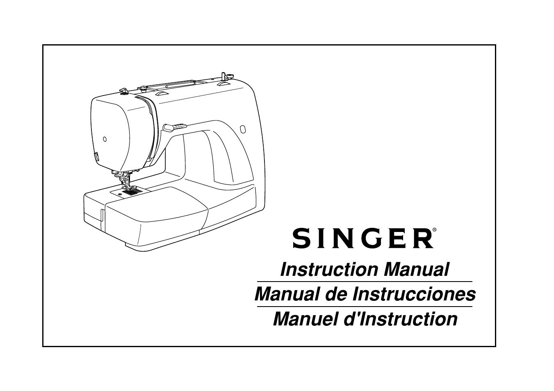singer simple 3116 user manual