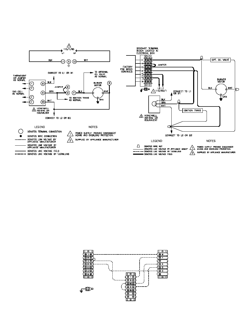 Tjernlund SS2 SideShot (Discontinued Version - Pre UC1 Universal Control)  8504063 Rev B 11/99 User Manual | Page 11 / 18