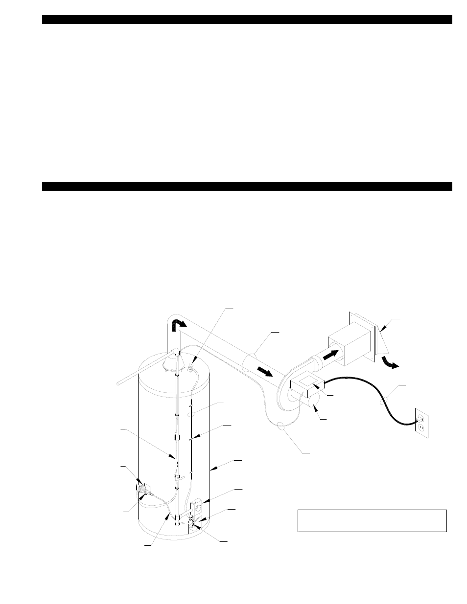 Tjernlund Vp 2f 3f Airotronics Timer 8504140 Rev A 11 User Furnace Spill Switch With Wiring Diagrams Manual Page 3 15